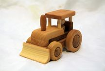 Toys handmade