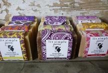 Soap & Ideas / Farm Fresh Goat's Milk Soap