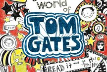 Tom Gates comes to the US! / Tom Gates / by Candlewick for the Classroom