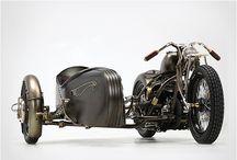 Harley Davidson and Chevy / by Deborah Bishop