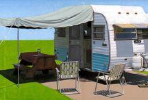 camping ideas / by Jan Wulker