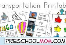 May: Transportation Week