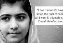 Malala Yousufzai Quotes