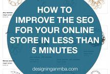 Blogging & SEO // Create & Thrive