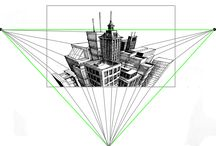 sket bangunan