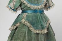 victoriaanse djenny jurkjes