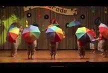 Pohyb / tanec, dramatizace, kult. vystoupení
