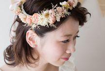 flower crown / 花冠