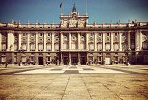 Espana / Plotting my return to Spain / by Bianca N