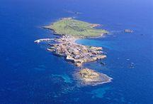 Tabarca Island in Spain / Tabarca Island