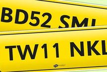 Car Plate numbers / by Top Driver Driving School