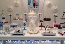 Frozen Party Theme / Girls Party
