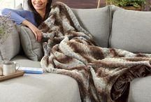 Comfy & cozy at home