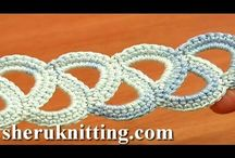 crochet tapes
