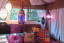 Home: Bohemian Summer Home / For hot days and long white nights
