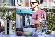 EZ-Drinks is great for rooftop parties / We have created the best craft cocktail barware in America.  Check us out at www.ez-drinks.com or register at bit.ly/WinEZDrinks to win one yourself.  Cheers from the Cocktail Guys!
