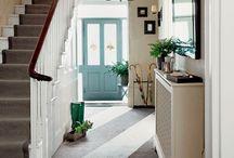 front doors/entryways
