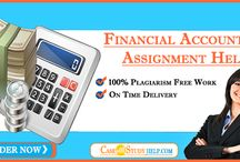 Financial Accounting Assignments