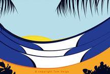 Surfarts / My Waves / by Tom Veiga