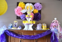 Party Ideas / Themes and decoration ideas for parties. / by Aprile Mazey