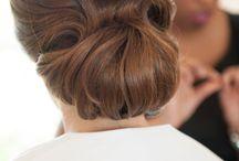 Hair Up / Hairdressing