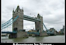 Adventures by Disney - Europe / Experience a vacation in stunning locations around the world.  Visit Ireland, Italy, Scottland, Germany, Norway, Spain and Greece.  You can even experience a River Cruise in the Rhine, Danube, Prague or Amsterdam