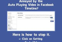 Control over the Videos on FB / How many times have you wished you had control over the videos on Facebook.