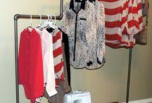 diy hanger clothes