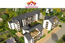Ansamblul Rezidential Hermannstadt / Imobiliare - Ansambluri Rezidentiale
