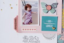 11x8. An layouts / by Suzanne Masters
