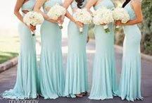 Bridesmaids Dresses 2014 / Take a look as some of these lovely and inspiring ideas for your Bridesmaids!