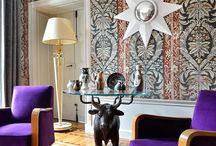 Paris style interiors