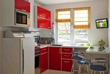 Minimalist Kitchen Design For Small Space