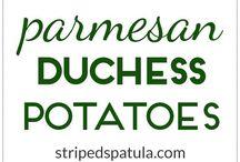 Batatas de todos os jeitos