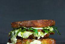 sandwich, rolls, wraps