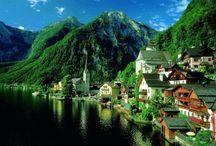 Viagens - Áustria  / Locais a visitar
