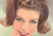 Peinados años 60's