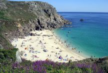 Cornwall - setting for the romance.