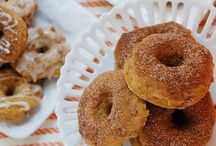 Donuts / Who doesn't love fried dough??