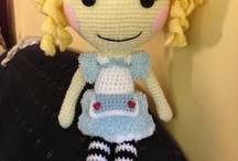 My Crochet creations / My crocheting adventures and toys I've made for my kiddies