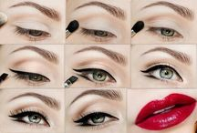 макияж (makeup)
