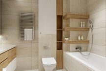 łazienka - wnętrza