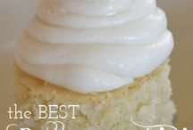 Frosting / All kinds of frosting recipes