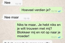 Grappige sms