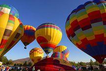 Hot Air Balloons / by Betty Tuininga
