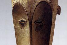 Sculpture-African