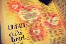 Art Journaling - Bible