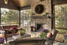 Porch Ideas / by Rebecca Schmidt Gustafson