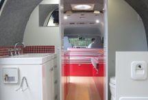 Motorhome interiors