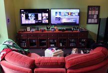 Casa Gamer, Geek ❣